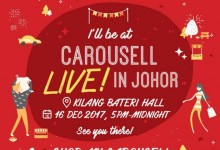 Yanalis Di Event Carousell Live In Johor